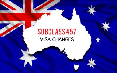 Changes to the Subclass 457 program – 1 July 2013