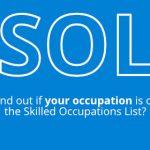 Skilled Occupations List (SOL)