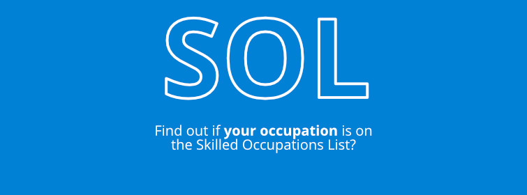 Skilled Occupations List (SOL)