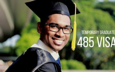 Subclass 485 Temporary Graduate Visas – Second Regional visas